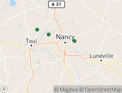 Golf Guide Villers-lès-Nancy: Golf Courses and Driving Ranges in ...