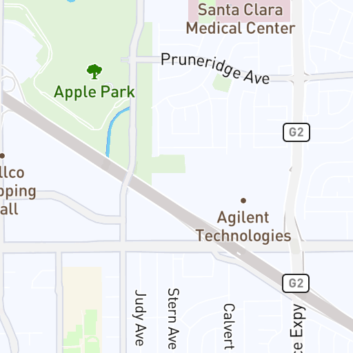 Cupertino Development Activity Map