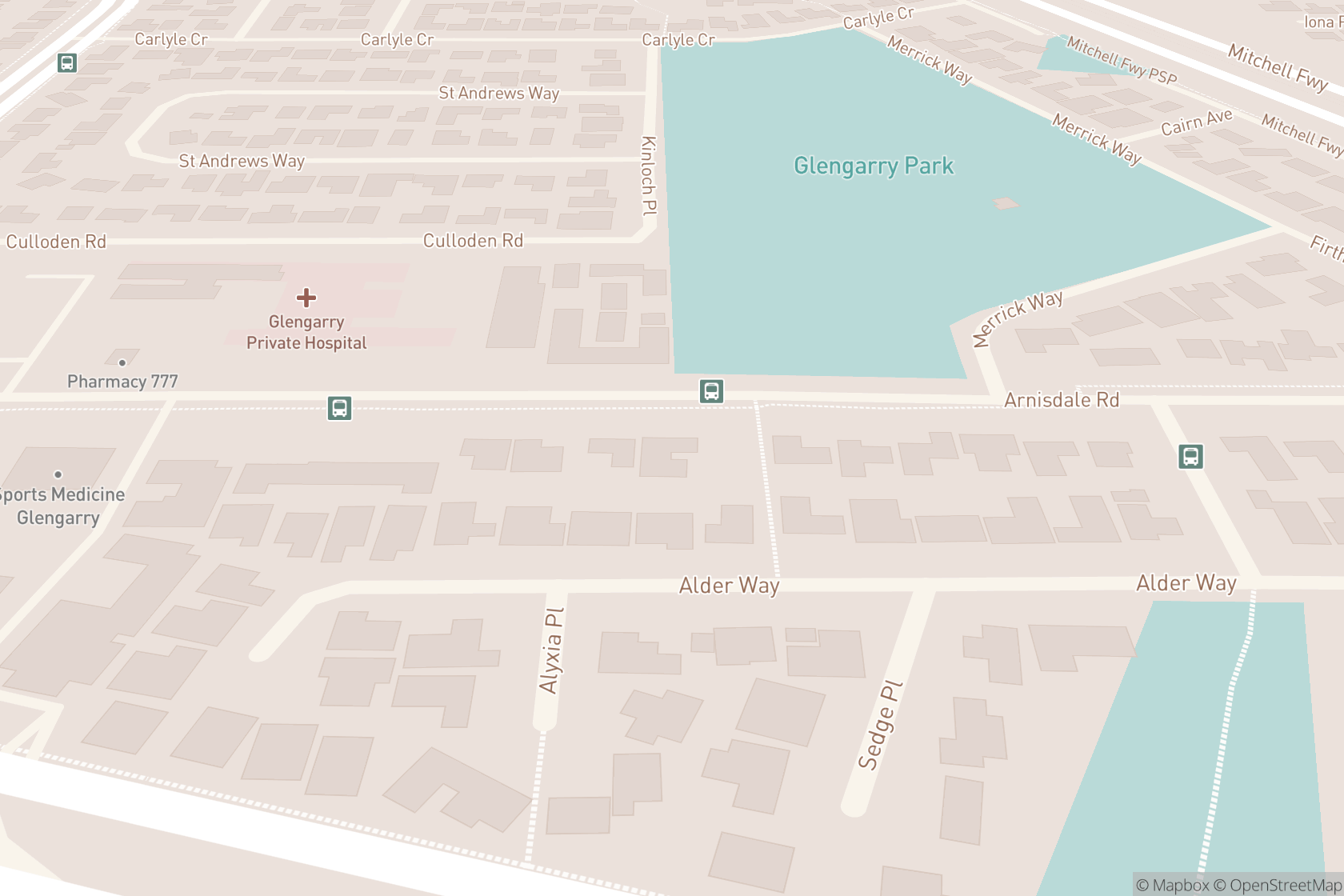 The New You map location