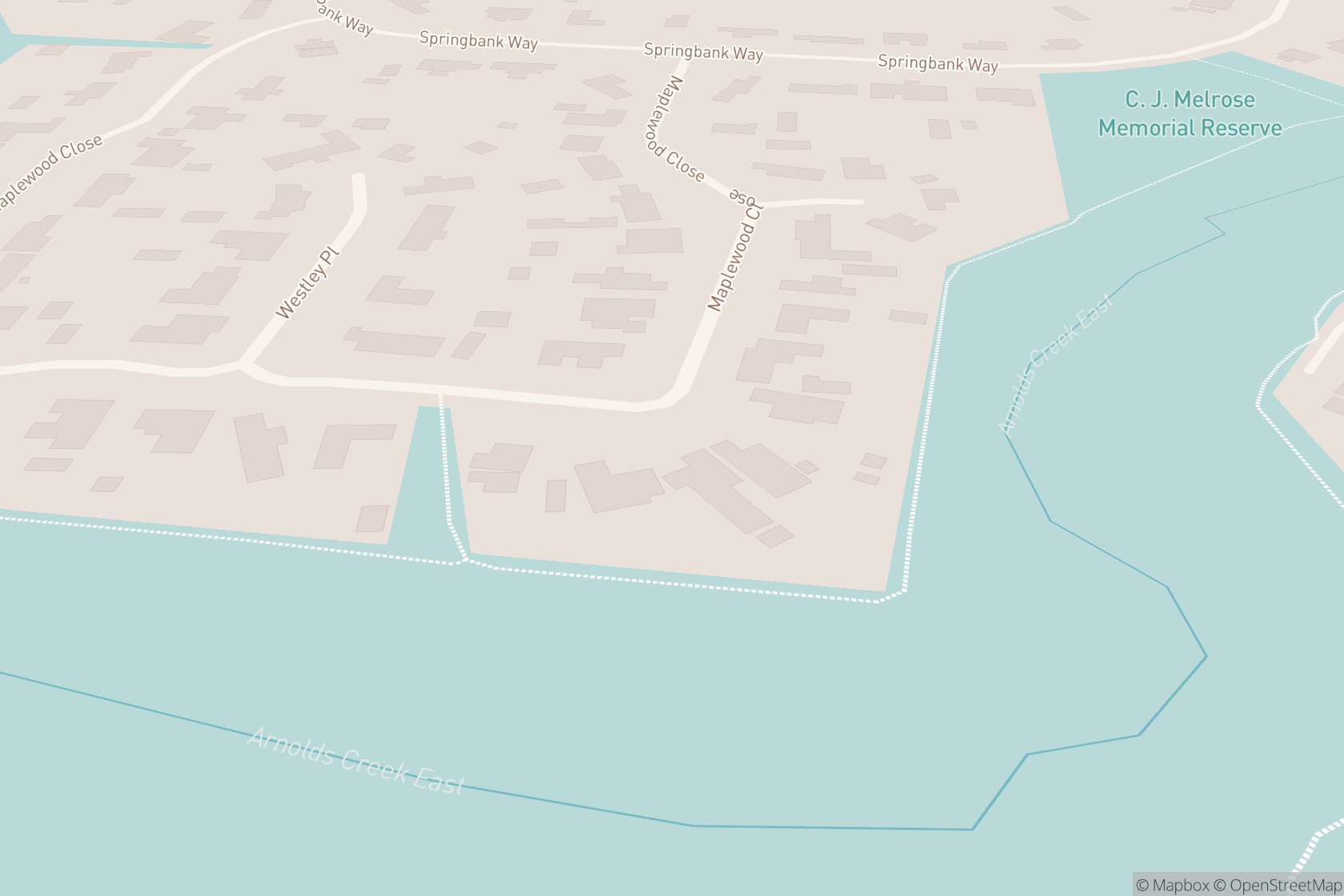 Finer Face map location