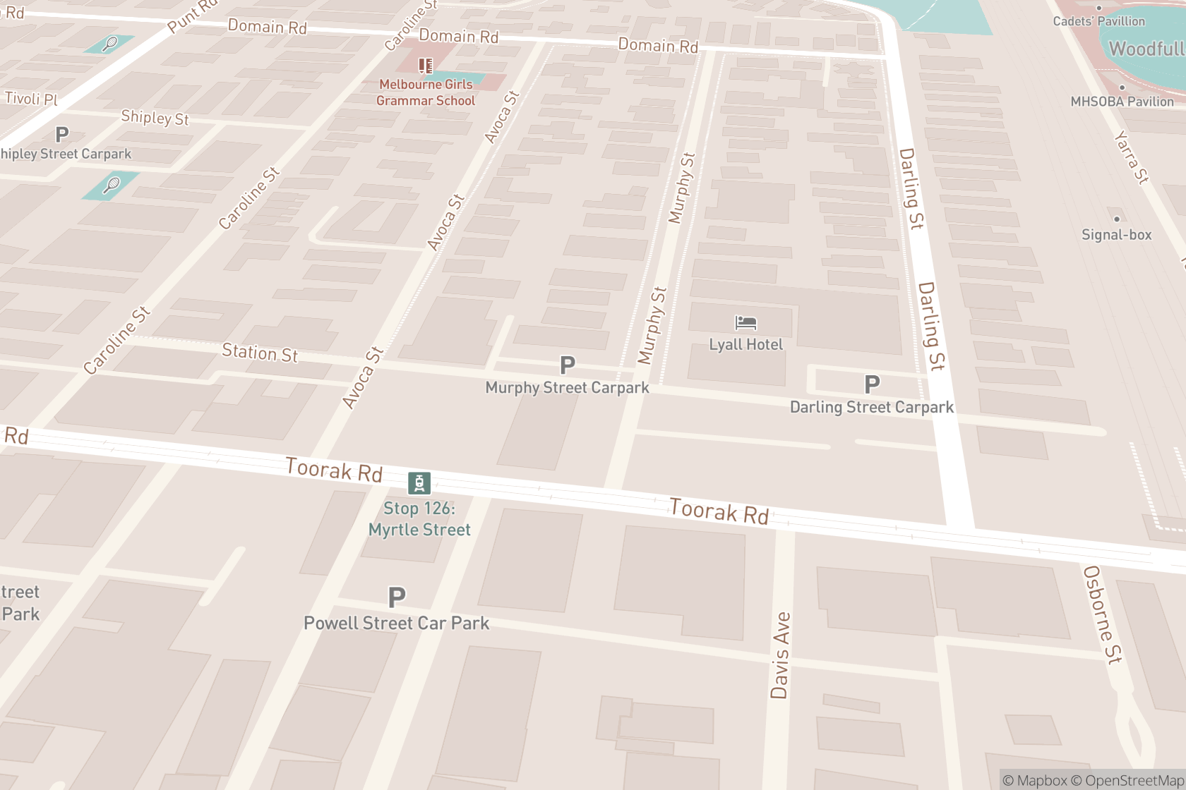 Harpers & Co Hair map location