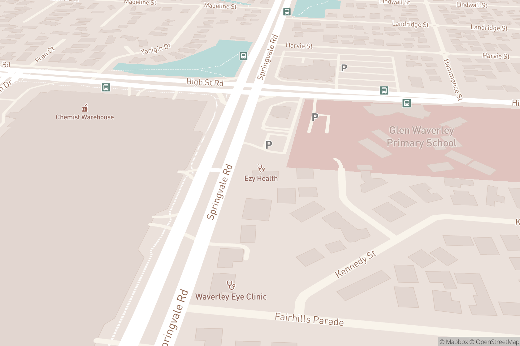 Nezeal Medical & Aesthetic Clinic map location