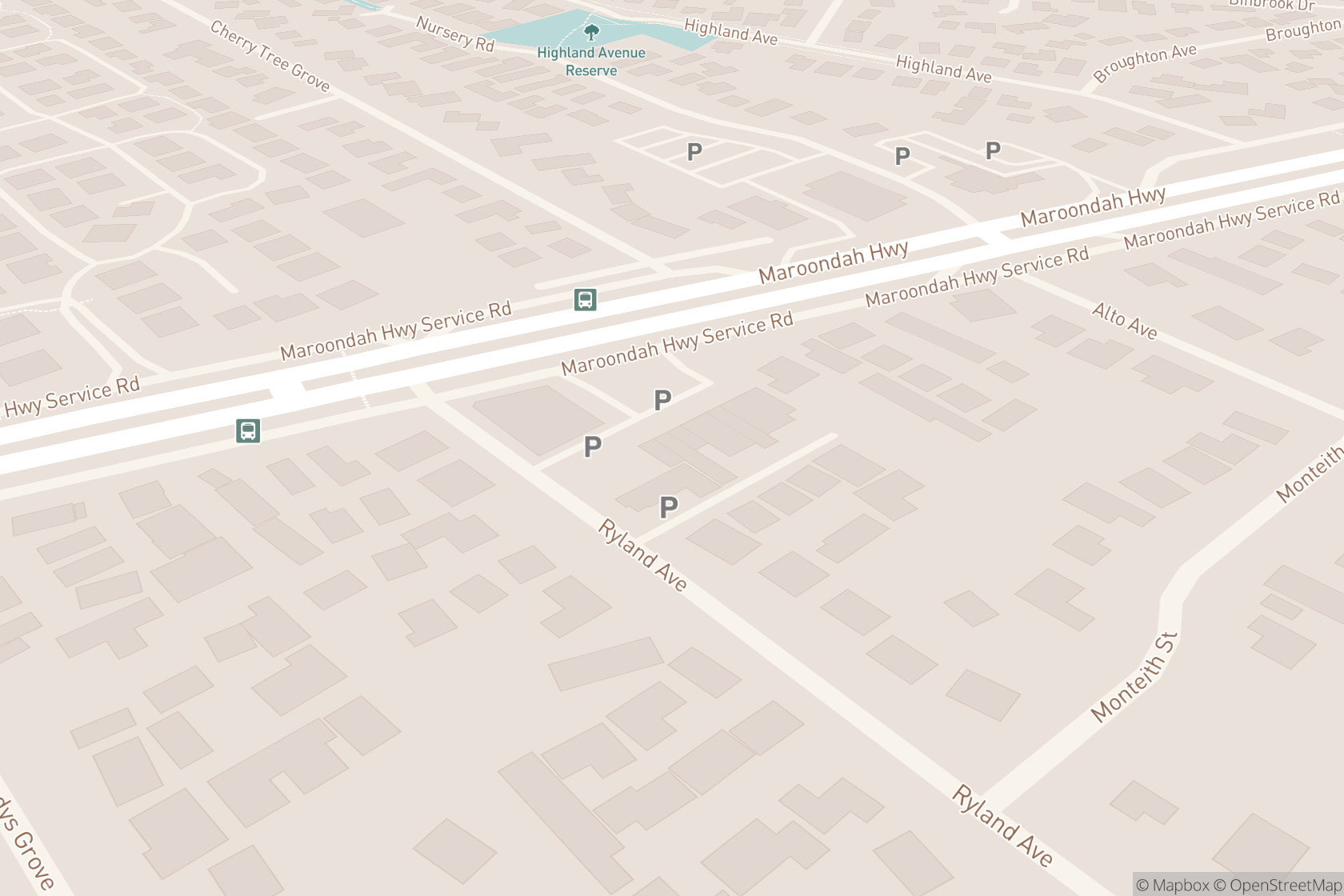 The Innate Connection map location