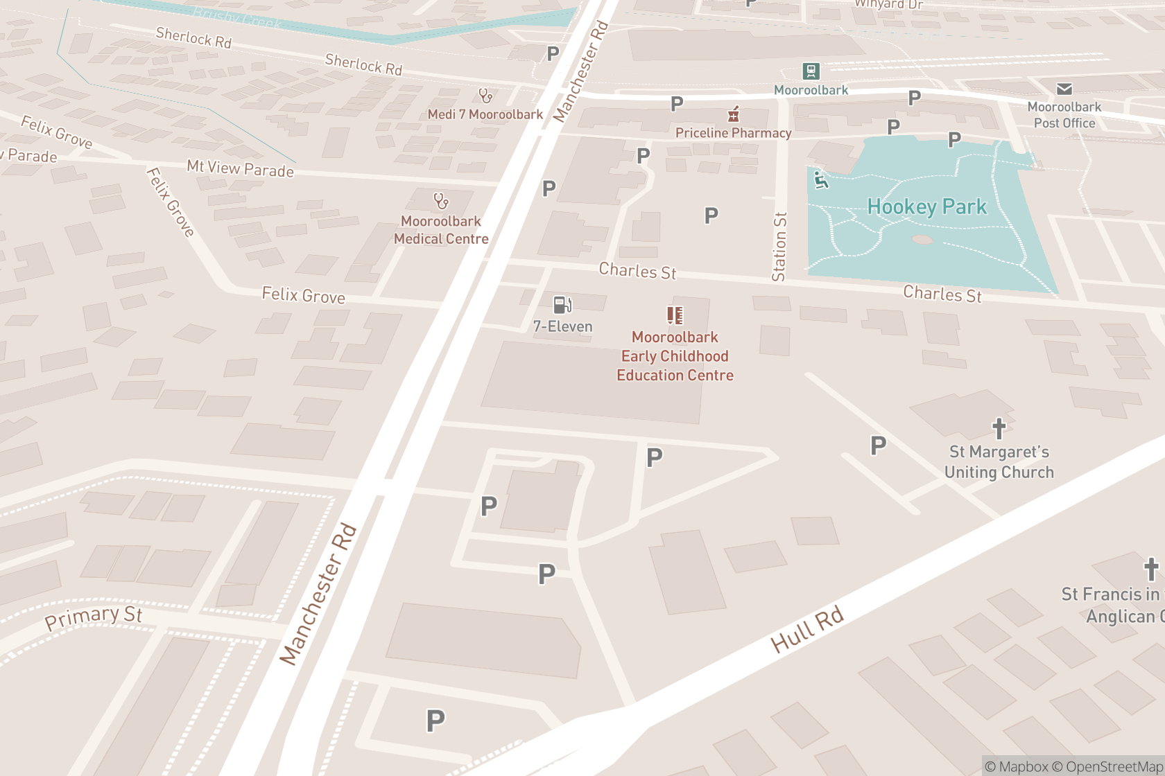 28FIT map location