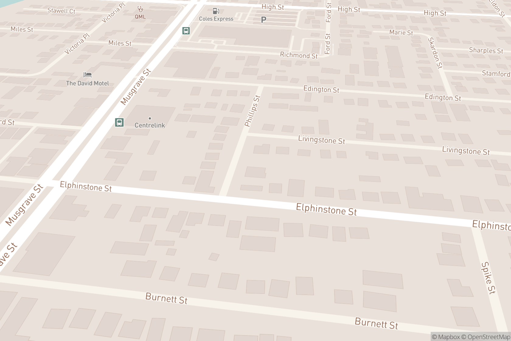 Coram's Naturopathic Clinic map location