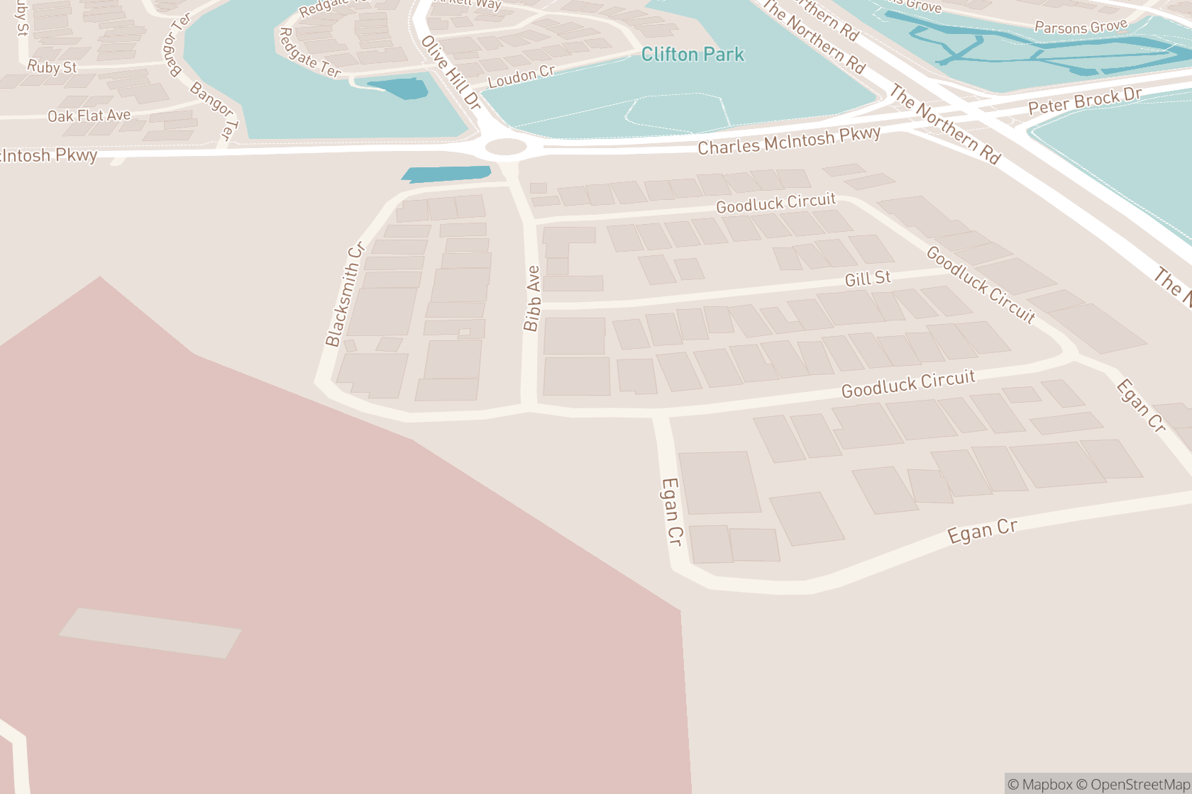 Cocoa Being map location