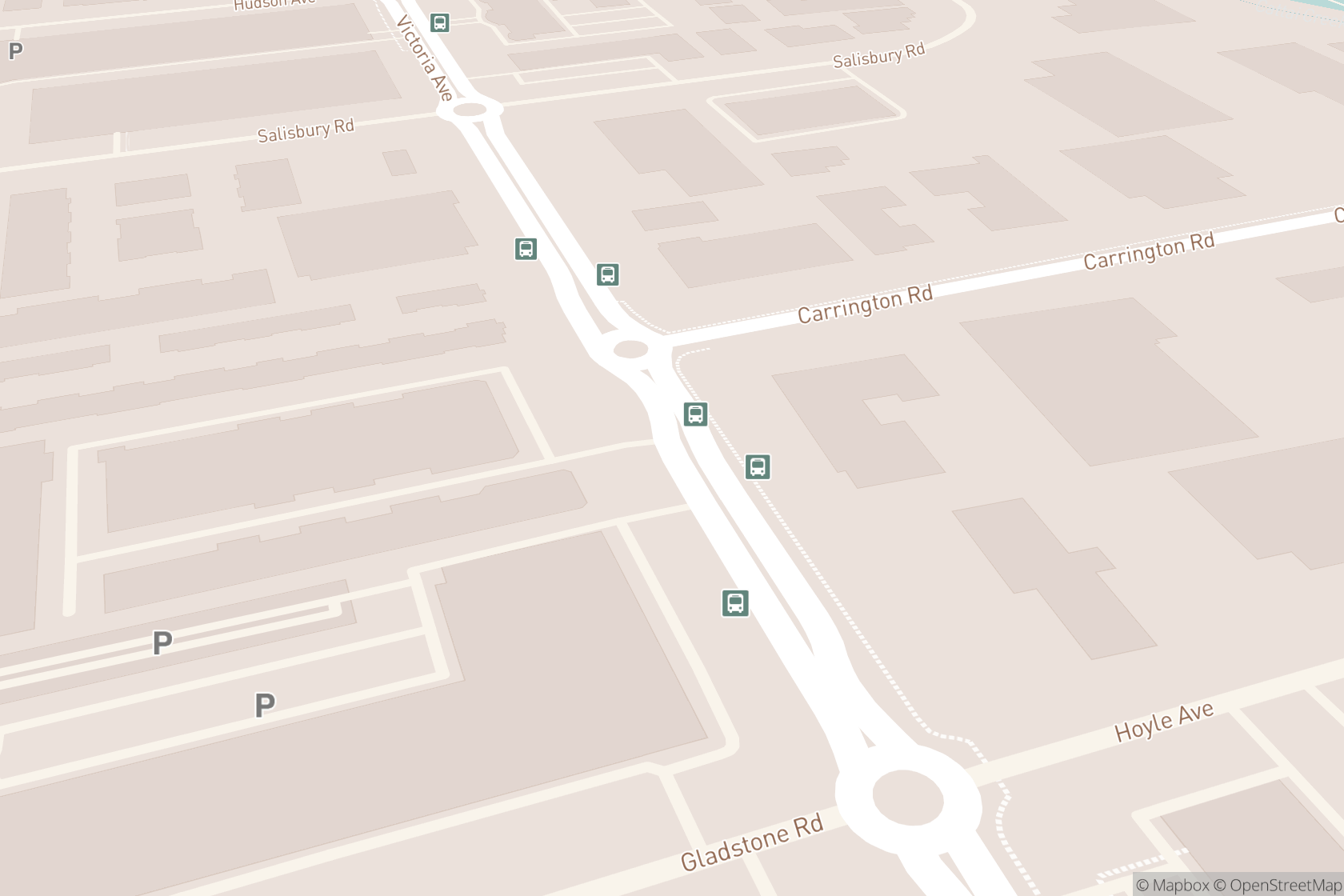 Active Body map location
