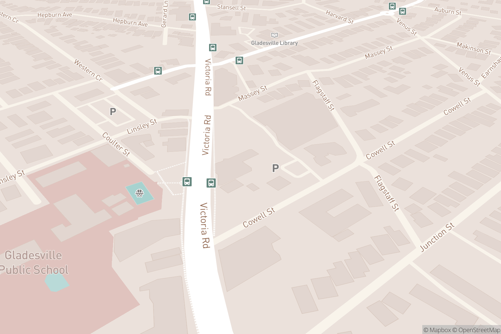 Trendy HairCut map location