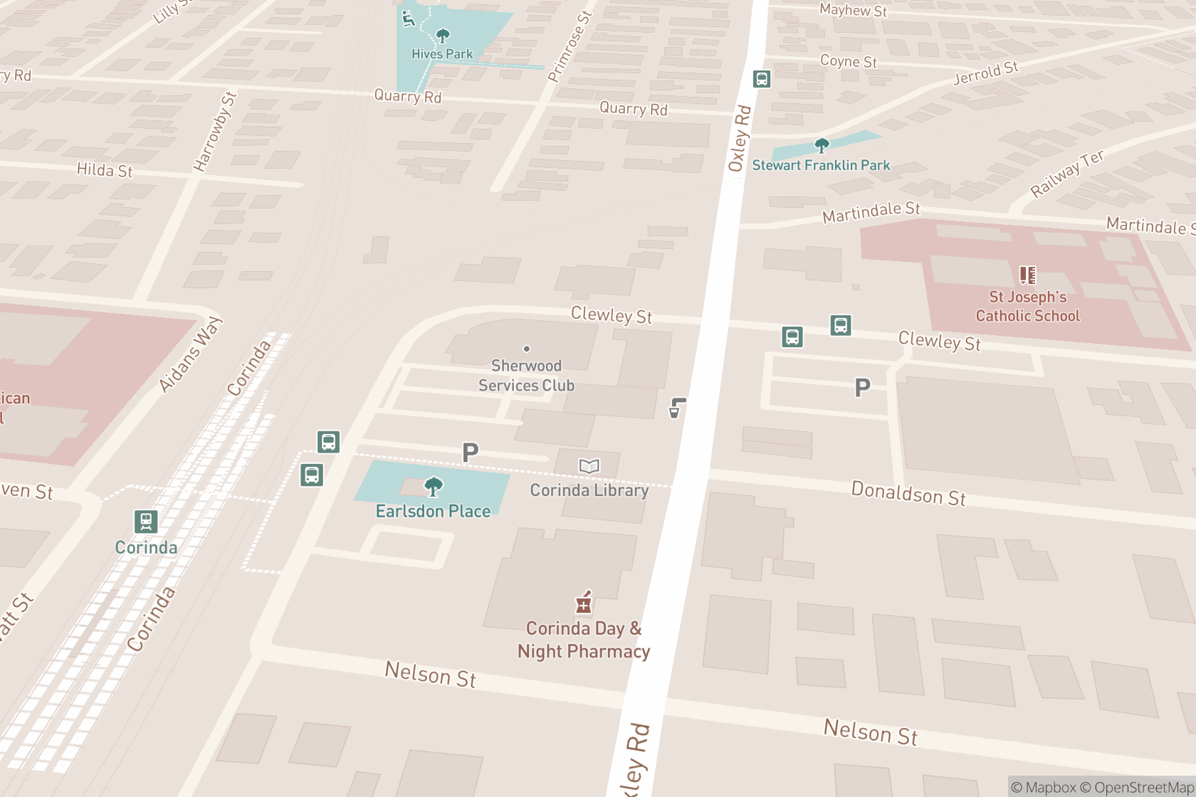 Corinda Barber- Male Grooming And Styling map location