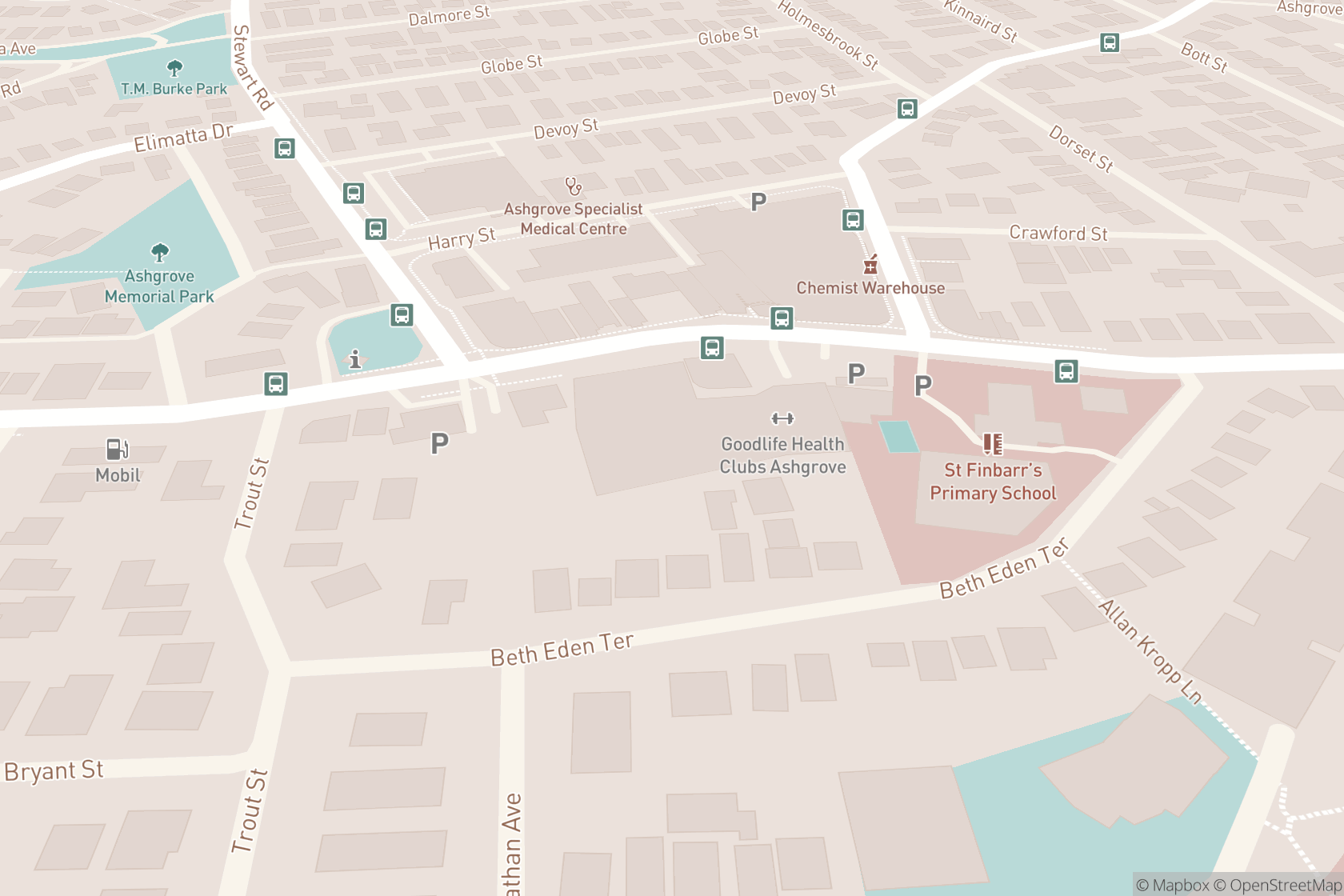 Plume Holistic Skin Therapies map location