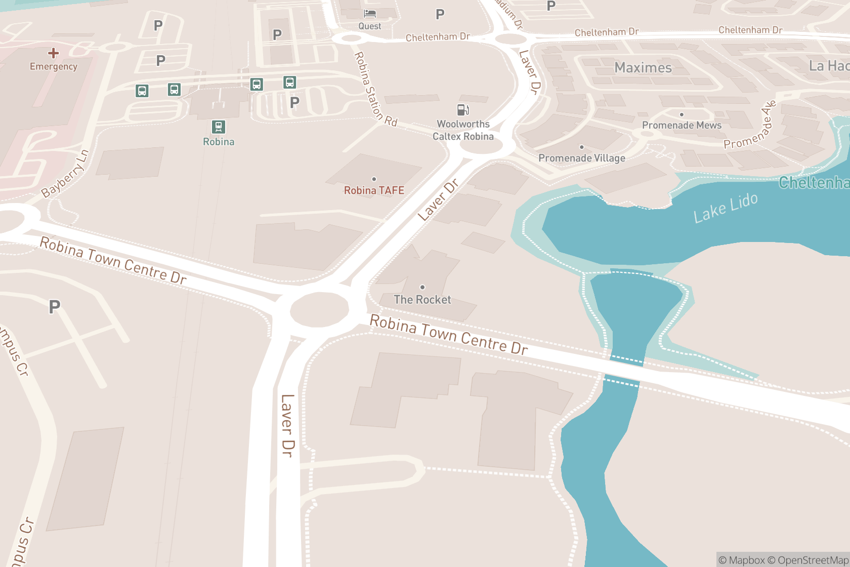 Lucas Ford map location