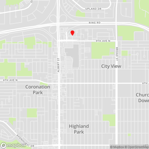 Regina MicroAge Locations Map for CBL Data Recovery Drop-off Services