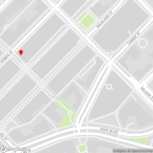 Vancouver Locations Map for CBL Data Recovery Drop-off Services