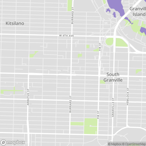 Fairview Vancouver Locations Map for CBL Data Recovery Drop-off Services