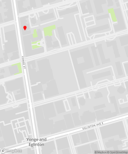 Midtown Toronto Locations Map for CBL Data Recovery Drop-off Services