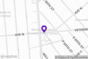 Map and Directions to Baya Bar - Brooklyn