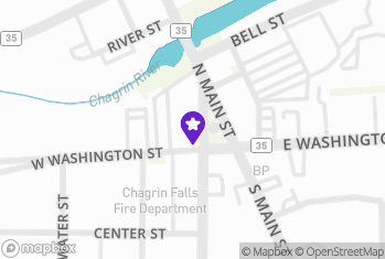 Map and Directions to Blush Boutique - Chagrin Falls