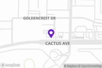 Map and Directions to Bagel Time - 22420 Cactus Ave