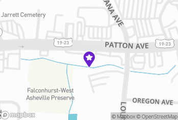 Map and Directions to Octopus Garden - Patton Ave