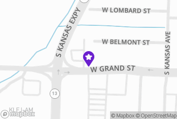 Map and Directions to Springfield Vapors - Grand St