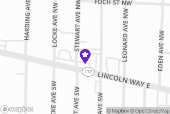 Map and Directions to House of Vapes - Massillon