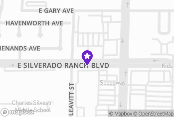 Map and Directions to Veggy Street - Silverado