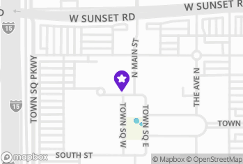 Map and Directions to Alter Ego Boutique - Las Vegas