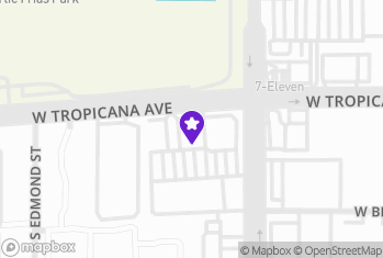 Map and Directions to Buy Legal Meds - Tropicana