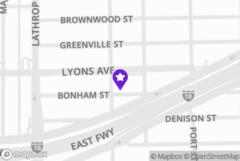 Map and Directions to Lyons Cocina de Chinos