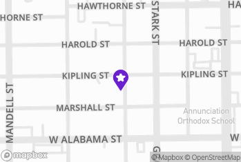 Map and Directions to Fritz Tattoo Supply