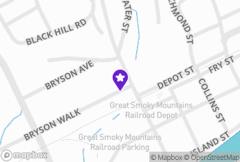 Map and Directions to Bryson Vape Shop