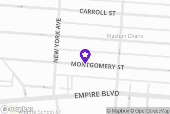 Map and Directions to Brooklyn Hair Loft