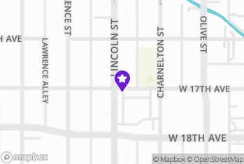 Map and Directions to Cornucopia on 17th