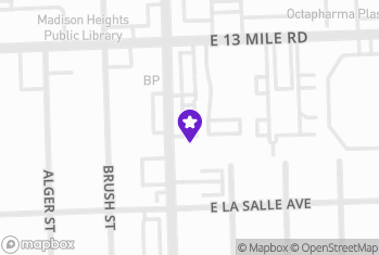 Map and Directions to Bambu#51 - Madison Heights
