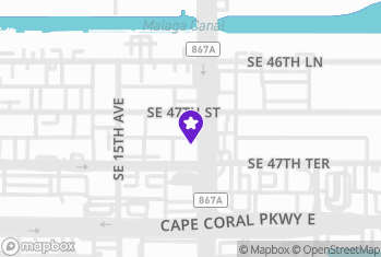 Map and Directions to Your CBD Store - Cape Coral