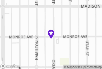 Map and Directions to Monroe's Market & Deli