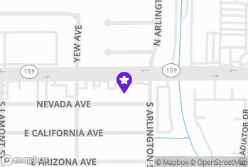 Map and Directions to Premier Auto Wash - Las Vegas