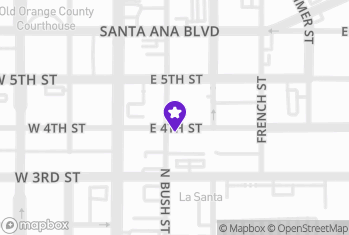 Map and Directions to Portola Coffee - Santa Ana