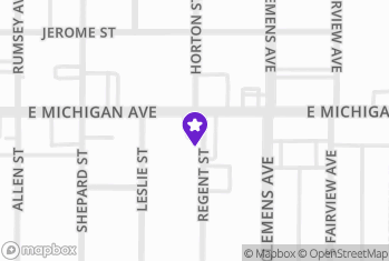 Map and Directions to Eye Candy Beauty Co. - Lansing