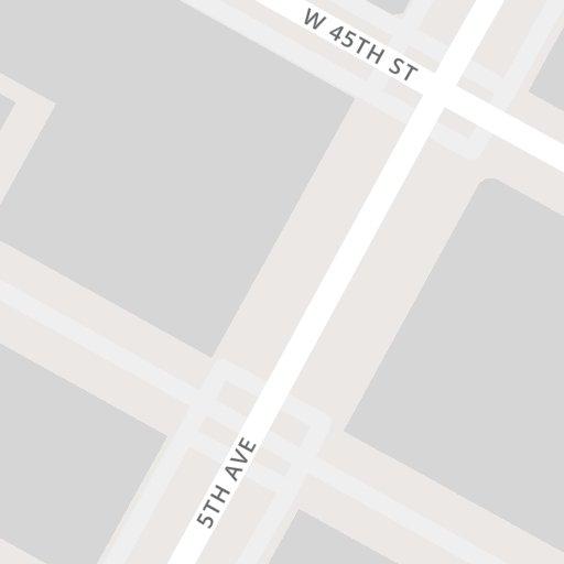 Garrison New York Map.Bryant Park Holiday Shops