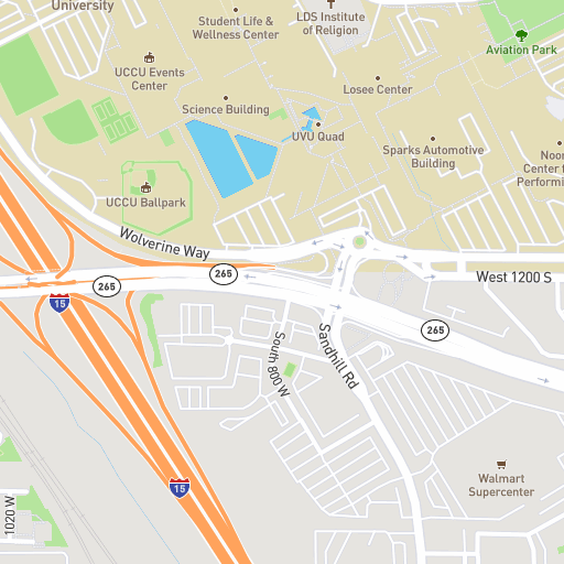 Uvu Maps Maps Utah Valley University