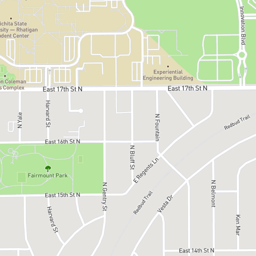 Ku Med Campus Map.Wichita State University