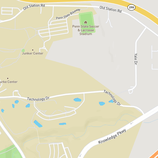 Lake Erie College Campus Map.Campus Map Penn State Behrend