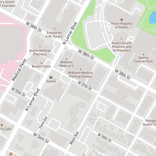 Directions Map St Andrew S School