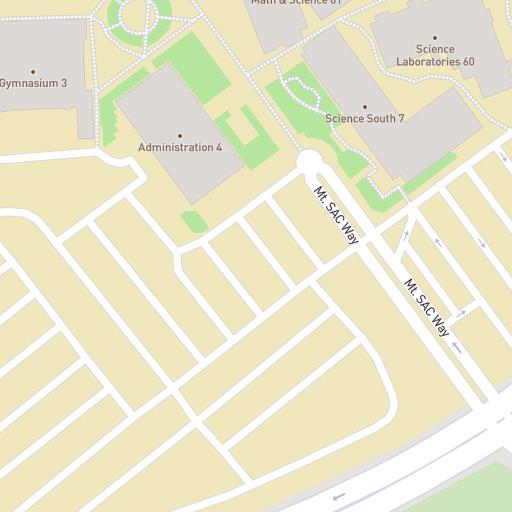 Mt Sac Campus Map