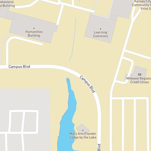Kckcc Campus Map