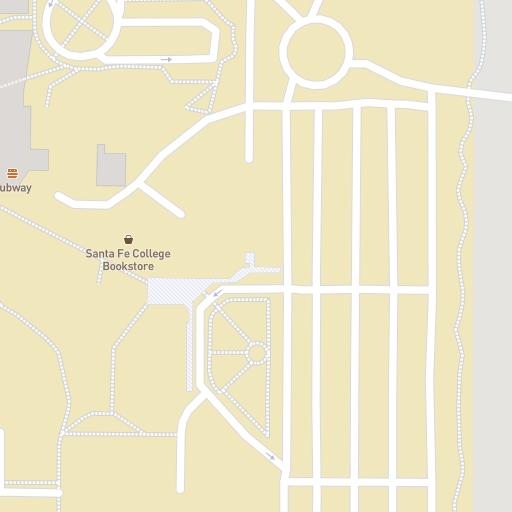 Santa Fe College Interactive Map