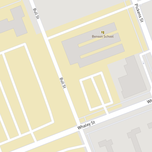 Campus Map University Of South Carolina