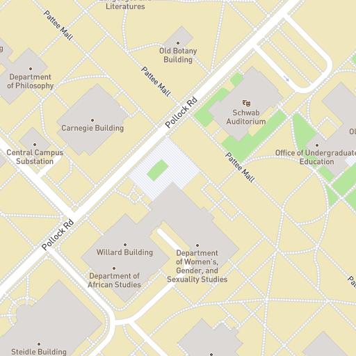 Bundy Campus Map.Psu University Park