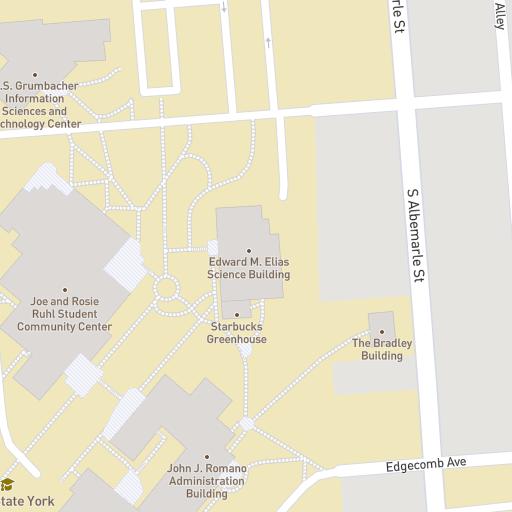 Campus Map Penn State York